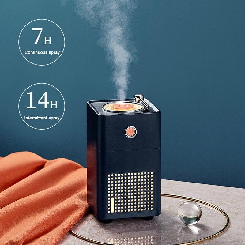 300 мл беспроводной дневной распылитель эфирных масел, увлажнитель воздуха, домашний очиститель ароматерапии, распылитель