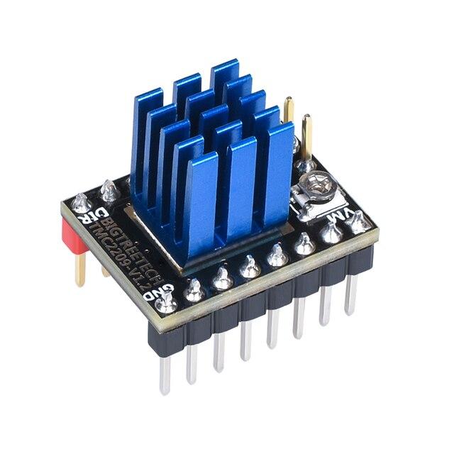 BIGTREETECH TMC2209 V1.2 Stepper Motor Driver TMC2208 UART 3D Printer Parts TMC2130 For BTT SKR V1.4 SKR Mini E3 SKR 2 Ender3 V2 3