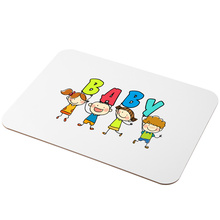 Supvox 20x30cm Mini White Board Reusable Portable Double Sided Whiteboard Students Lap Learning Board