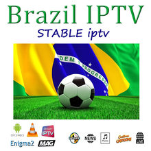 Premium FHD Hot Brazil IPTV Spain M3U Italy Dutch France Portugal Germany For Android Box TV Smart IPTV Subscription Cod(China)