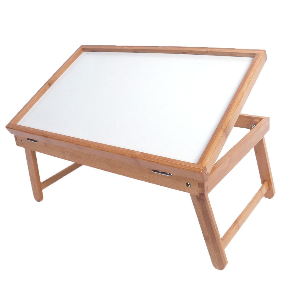 Meja Yang Dapat Diatur Meja Makan Kayu Warna Putih Papan