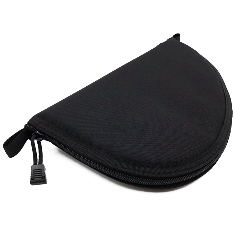 Outdoor Bag Portable Black Revolver Rug Carry Storage Case For All Compact Subcompact