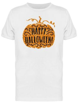 Pumpkin Silhouette Men's T-Shirt Cotton O-Neck Short Sleeve T Shirt New Size S-3XL giant bicycles mountains bikes t shirt s to 3xl