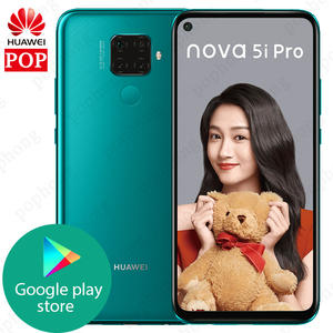 Huawei Nova 5i Pro Smartphone Google 128GB Quick Charge 2.0 Octa Core Fingerprint Recognition