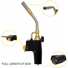 1pc New Professional Gas Soldering Plumbing Blow Torch Soldering Propane Instant High Heat Welding Plumbing Torches