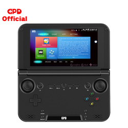 Handheld Game Player Portable Retro Game Console GPD XD Plus Emulator PS1 N64 ARCADE DC Touch Screen Android CPU MTK 8176 HDMI