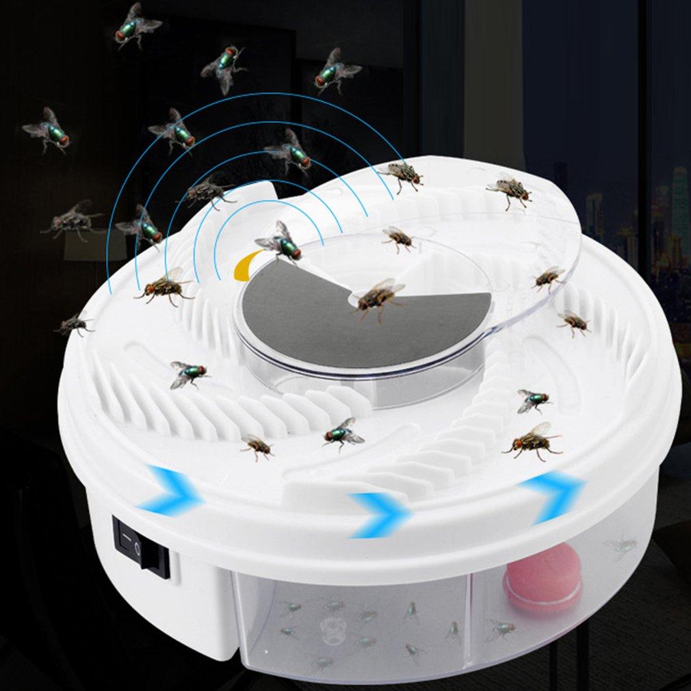 Piège à mouche automatique électrique d'usb de mouche électrique avec l'utilisation de jardin de ménage de tueur de mouche de piégeage