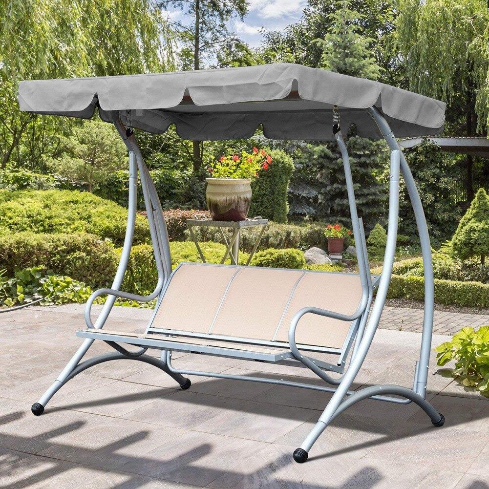 Waterproof Swing Seat Top Resistant Chair Cover Garden Courtyard Outdoor Rainproof Durable Anti Dust Protector