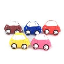 1x Lovely car shape Cabinet Drawer Knob Pulls, Childern Room Cartoon Furniture handlesafe no harm cute Children favorite knob