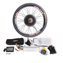 Conversion-Kit Freewheel Ebike MTX39 Welding MTB with Thick Rim Kt-lcd3/Display/Tire-tube/..