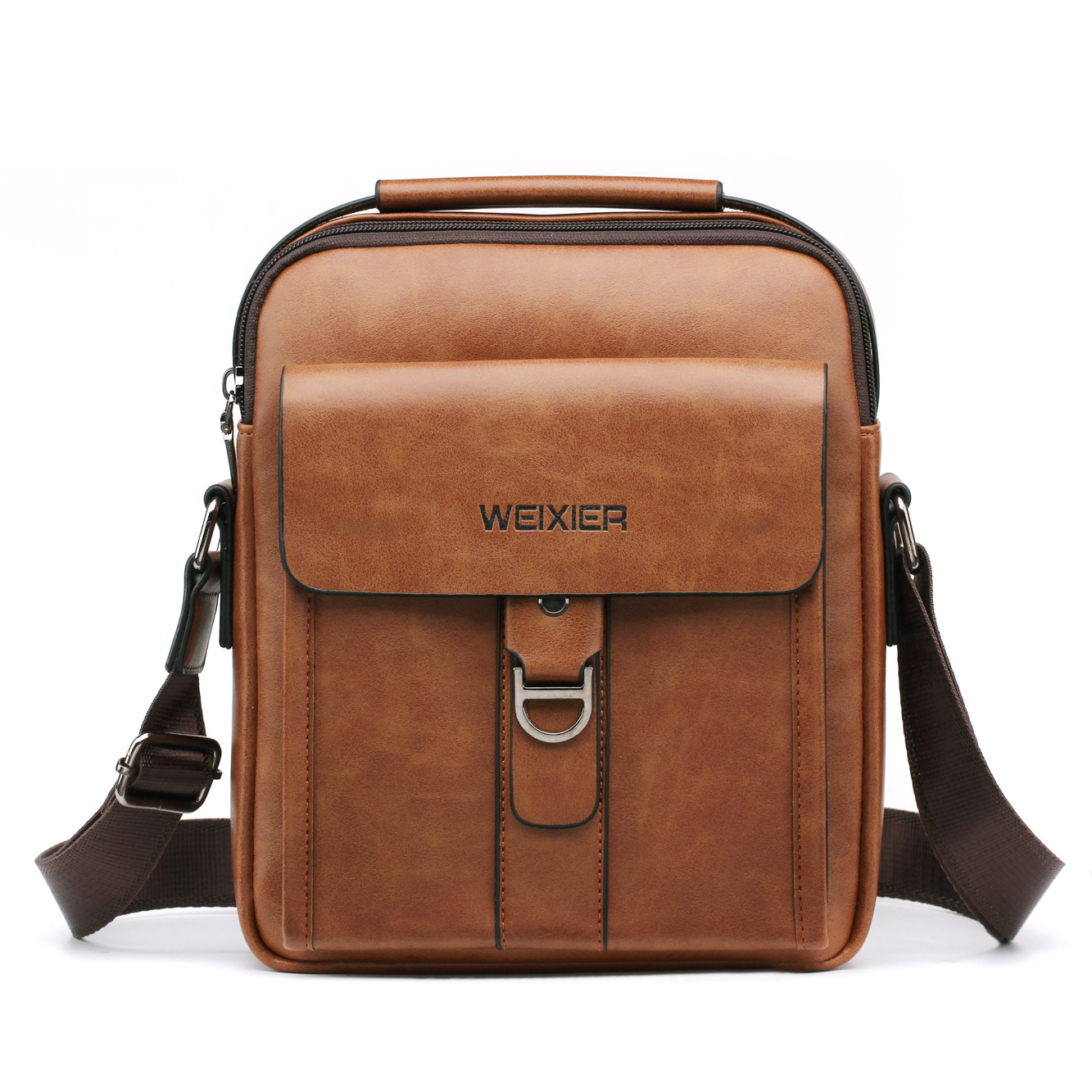Men Bag Youth Korean-style Trend Men's Bag Amazon Backpack MEN'S Messenger Bag Casual Sports Shoulder Bag