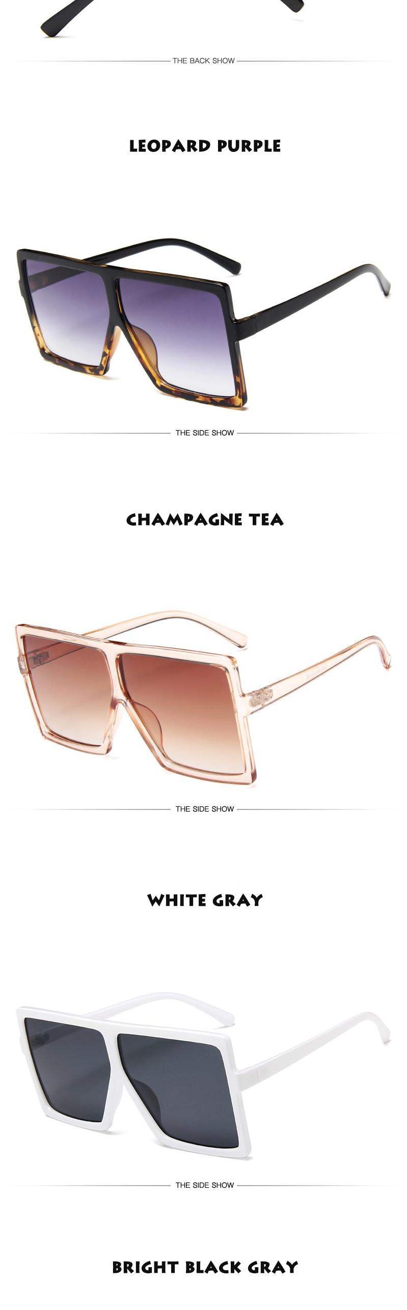 复古太阳眼镜_欧美大框太阳眼镜跨境热销街拍潮流方框金属铰链眼镜5705---阿里巴巴_04