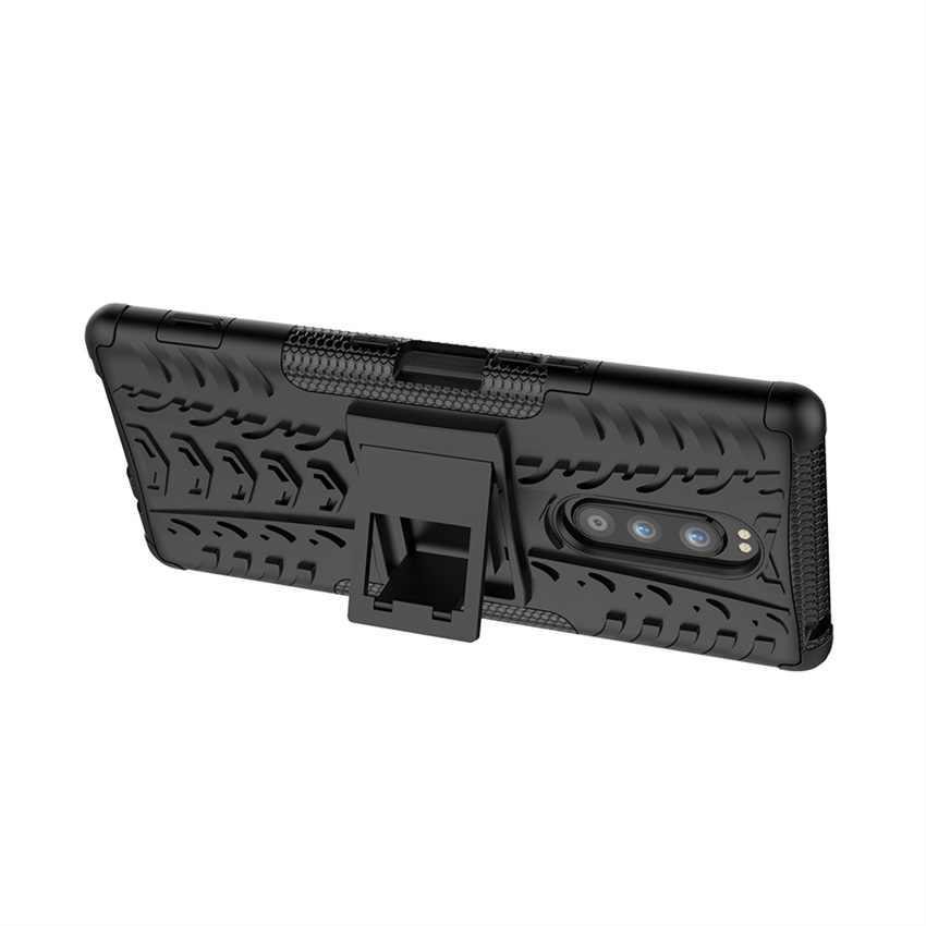Ốp Lưng Cho Sony Xperia XZ1 XZ2 XZ3 Nhỏ Gọn XZ Cao Cấp Chống Sốc Vỏ Điện Thoại XA1 XA2 Cực 1 20 Plus l1 L2 L3 Ốp Lưng Coque CapA