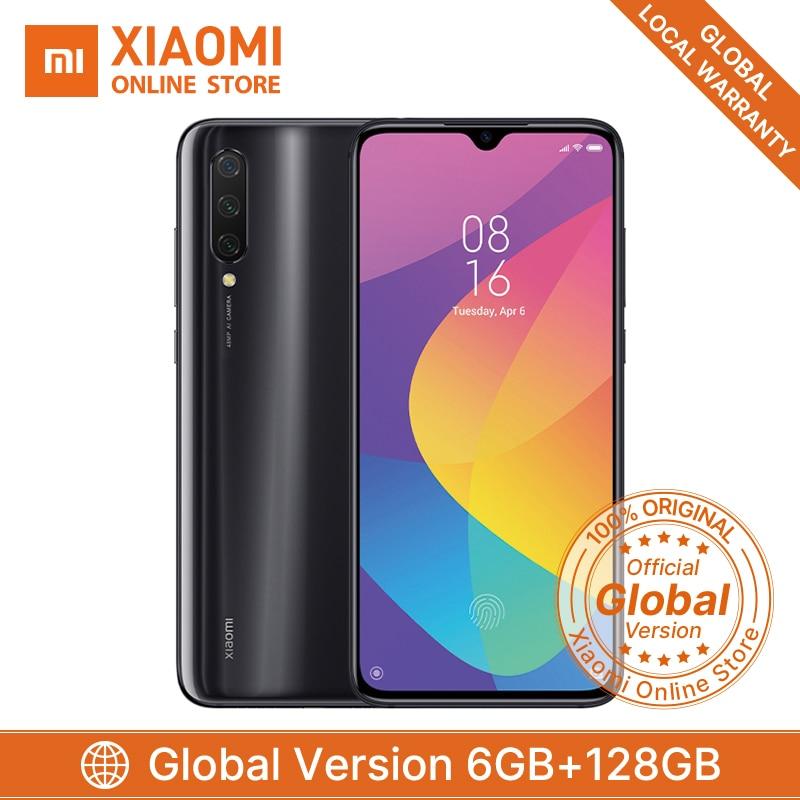 Global Version Xiaomi Mi 9 Lite (Xiaomi Mi CC9) 6GB 128GB Smartphone Snapdragon 710  Android 4030mAh 6.39'' AMOLED NFC Cellphone