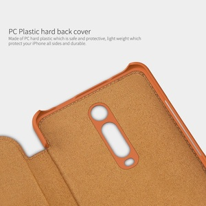 Image 3 - حافظة هاتف Redmi K30 Pro K30Pro K30S NILLKIN Qin أغلفة جلدية لهاتف شاومي بوكو X2 F2 Pro X3 NFC Funda جراب Mi 10T Pro Coque