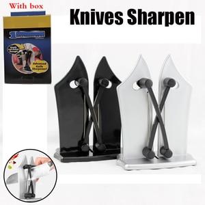 Grinder on Sharpener Diamond Knives Sharpening Tools Stone Seen Whetstone Professional Home Kitchen Knife(China)