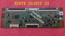 original new t-con RUNTK 5538TP ZA RUNTK5538TP,need