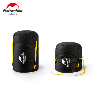 Promotion Outdoor Camping Pack Compression Stuff Sack Bag Waterproof Storage Carry Bag For Sleeping Bag