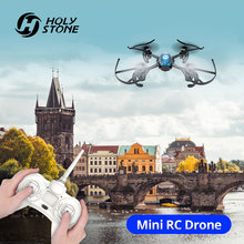 Holy Stone HS170 RC Drone Mini RC Helicopter Wind-resistant Quadcopter 2.4Ghz 6-
