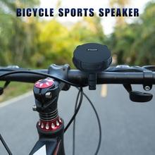 INWA Wireless Bluetooth Bicycle Portable Speaker IPX7 Waterproof Shower Outdoor Music Sound+Bike Mount cheap Battery Plastic Full-Range CN(Origin) 25 W NONE Play Video MZ-360 20Hz-20KHz