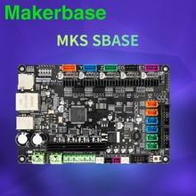 Makerbase MKS SBASE V1.3 32 bitowa płytka sterująca obsługuje oprogramowanie układowe marlin2.0 i smoothieware MKS TFT screen i LCD