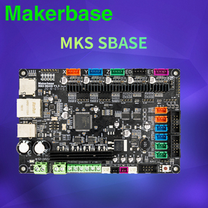Image 1 - Makerbase MKS SBASE V1.3  32bit control board support marlin2.0 and smoothieware firmware Support MKS TFT screen and LCD