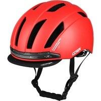 사이클링 헬멧 야간 조명 안전 신호 경고등 범용 led 도로 자전거 헬멧 미등 스마트 헬멧 회전 신호 남여