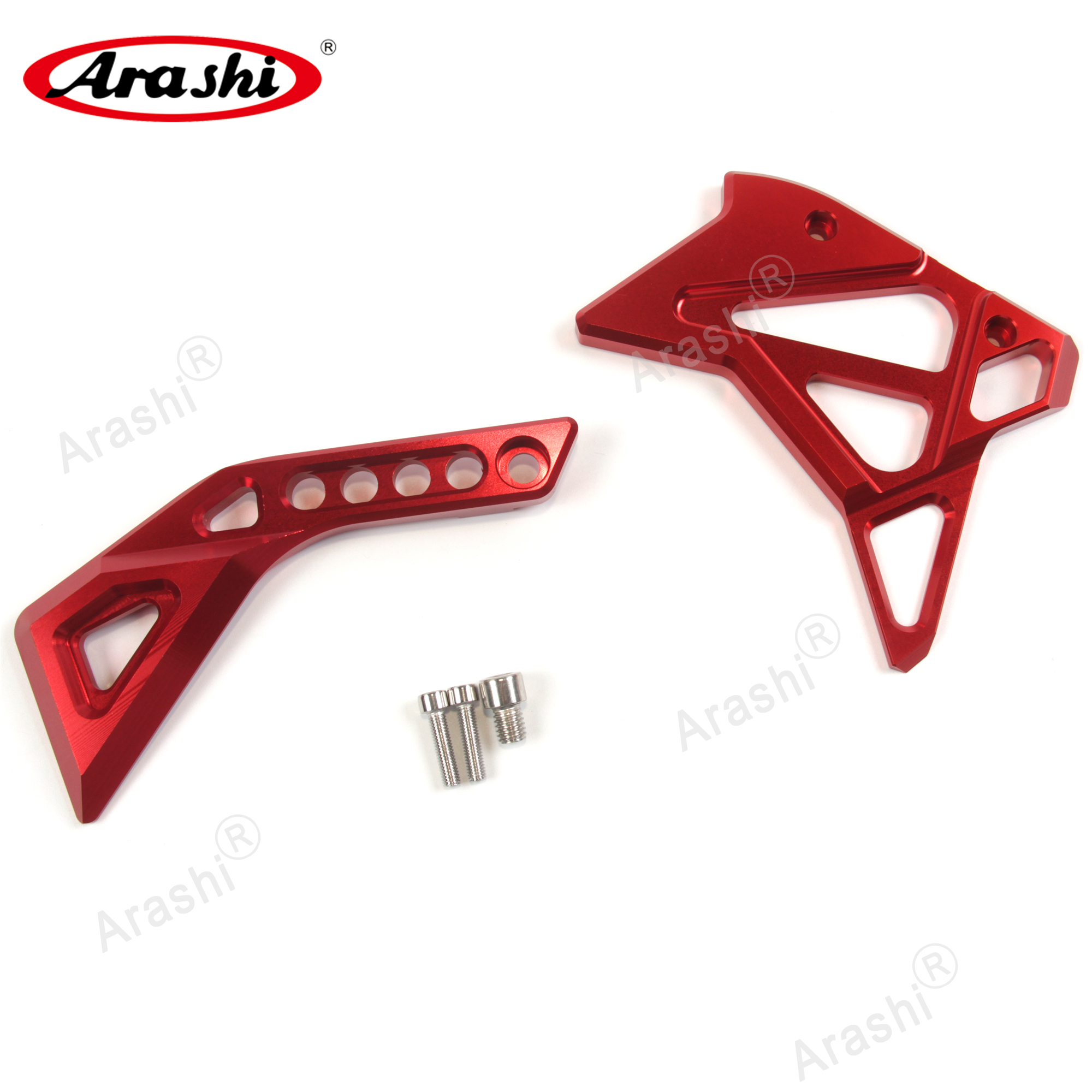 Arashi CNC Fuel Injection Cover For KAWASAKI <font><b>Z1000</b></font> <font><b>2015</b></font> 2016 2017 2018 Protective Case Guard Z 1000 Motorcycle Accessories image