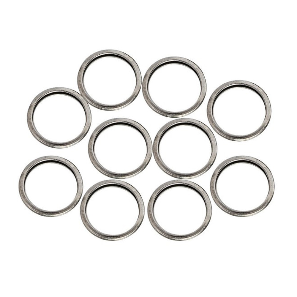 50 Pieces 16mm Oil Drain Plug Crush Washer Gasket for Subaru 803916010