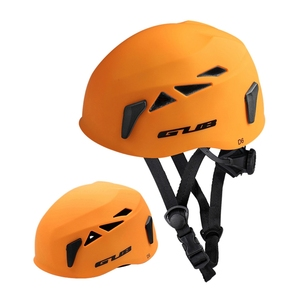 GUB Helmet ABS Outdoor Expansion Caving Rescue Mountain Bike Helmet Descent Helmet Helmet Safety Equipment Climbing Equipment