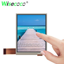 цена на for PDA display 3.5 inch with 4-wire Resistive Touch screen display 480*640 39 pins ips panel COM35H3P09UTC
