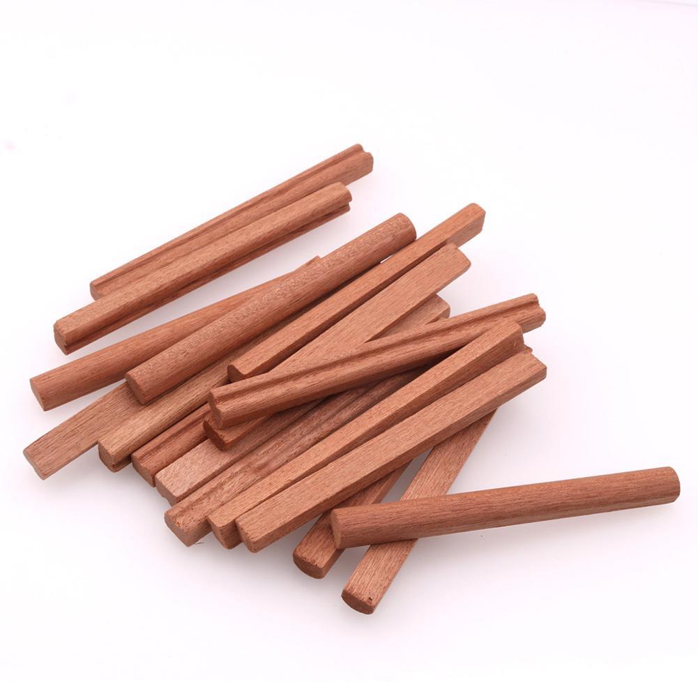 1pc Kalimba Wooden Bridge Nuts 17 Keys Kalimba Thumb Finger Piano Shabbili Wood Nut Musical Instrument Spare Part Accessories