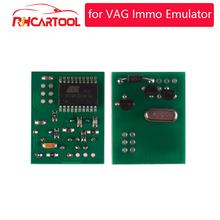10 sztuk narzędzie diagnostyczne dla VAG emulator immobilizera dla VW dla Audi narzędzia diagnostyczne Ecu emulator immobilizera z A + + + + + jakość tanie tanio ACARTOOL 0 2kg plastic Kable diagnostyczne samochodu i złącza 5inch vag immo 3inch