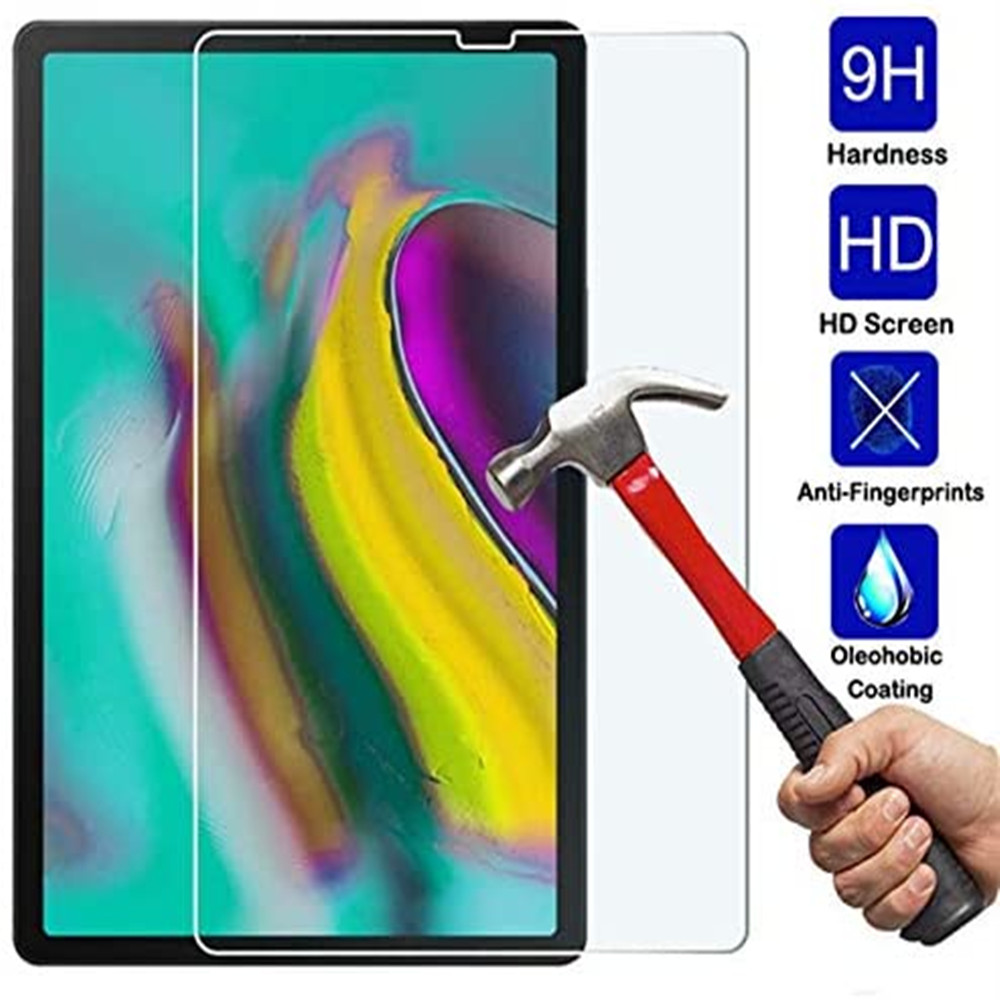 9H Tempered Glass Screen Protector For Samsung Galaxy Tab S5e T720 T725 S6 T865 2019 10.5 Inch Bubble Free Glass Protective Film-3