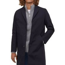 Men's Windbreaker Jackets Solid Color Custom Casual Male Long Trench Coat