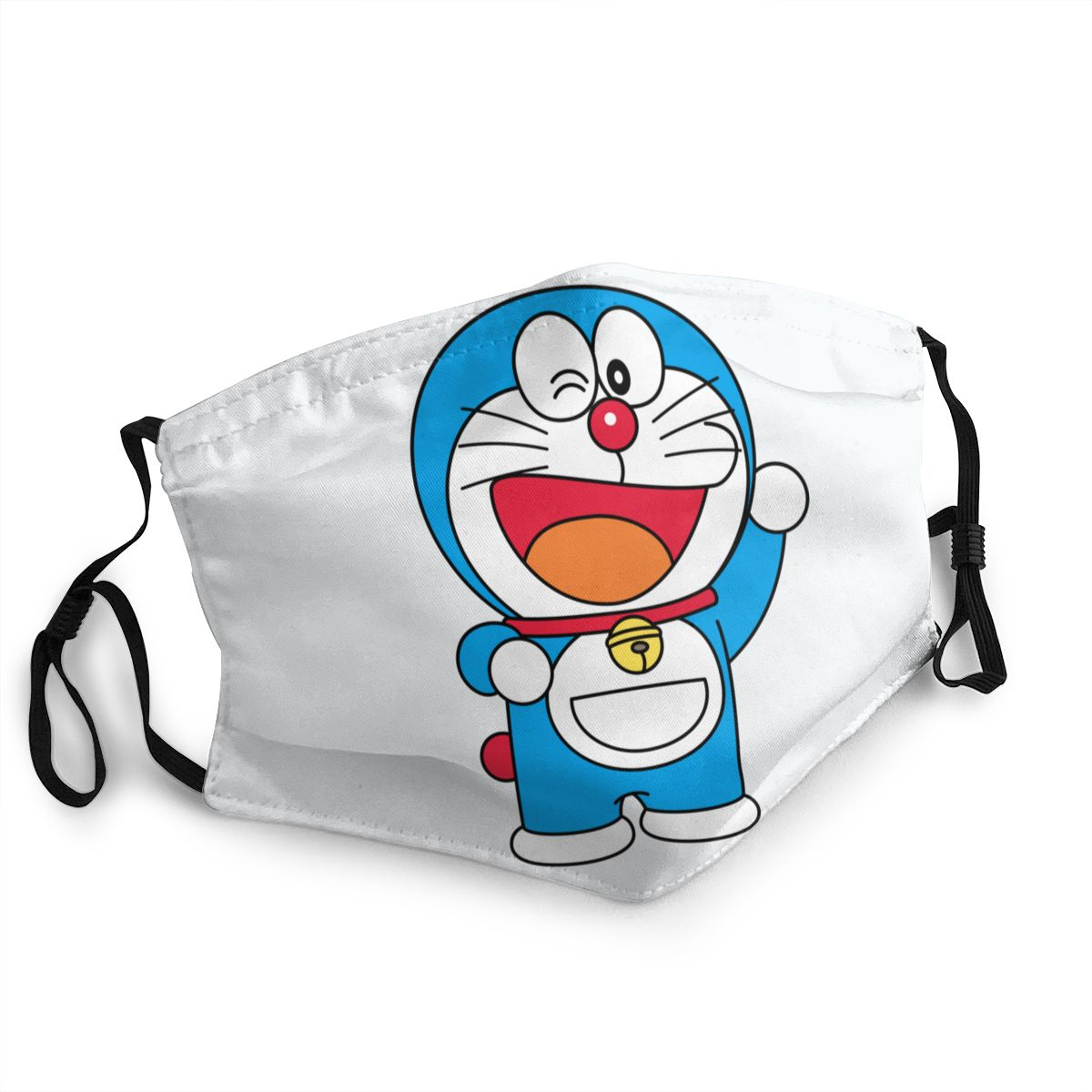 Greet Non-Disposable Face Mask Doraemon Anti Haze Dust Mask Protection Mask Respirator Mouth Muffle