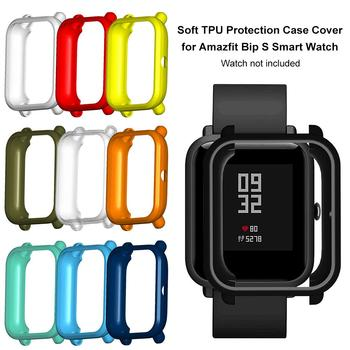 Protection Case For Huami AMAZFIT Bip S Replacement PC Watch Case Cover Shell Frame Protector For Xiaomi Huami Amazfit Bip/Lite bapick full cover soft tpu bumper for xiaomi amazfit bip case smart watch screen protector for amazfit bip s case accessories