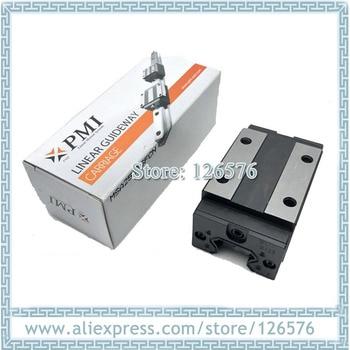 Original PMI Linear guide bearing MSA35S-N MSA35SSSFCN square Slider block, Rail Carriage