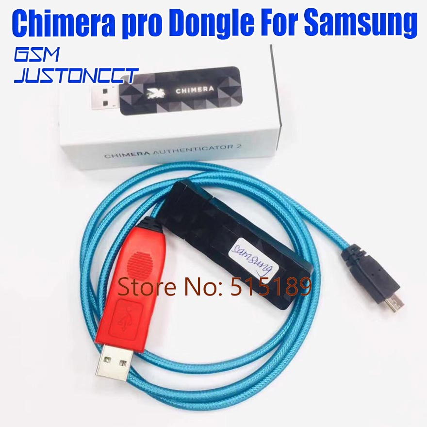 Chimera Dongle / Chimera Pro Dongle / Chimera Tool  With  Activation For Samsung 12 Months License