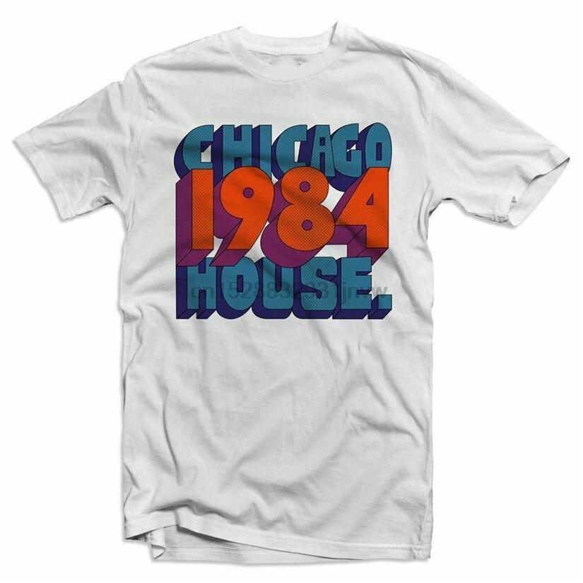 Old Skool Juko T-Shirt school DJ Dance Festival Acid House Rave Gift Mens Top
