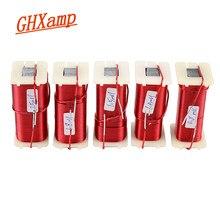 Ghxamp 1.2 Mm Luidspreker Crossover Inductie Spoel 4N Zuurstofvrij Koper 0.8mH 1.0mH 1.5mH 2.5mH Audio Frequentieverdeler Spoel