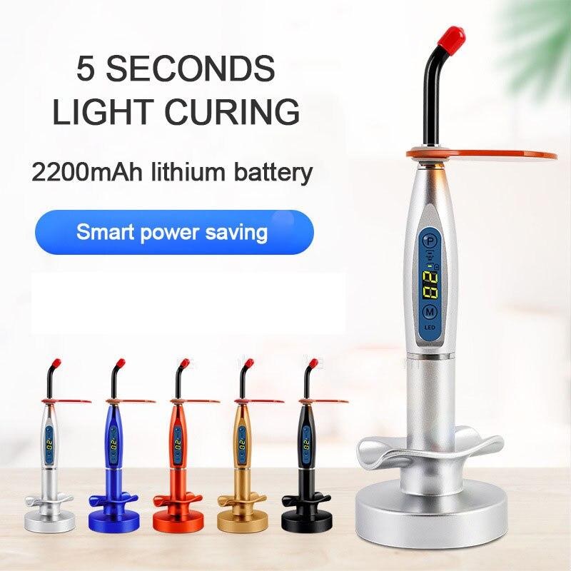 Светодиодный леча светильник машина смолы вылечить светодиодная полимизирующая лампа затвердеть полимер на основе восстановительного ма...