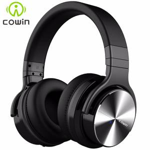 Cowin Stereo Headset Microphone Active Noise Over-Ear Cancelling Wireless with
