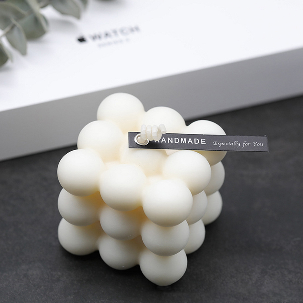 New DIY Candles Mould Soy Wax Candle Mold Aromatherapy Plaster Candle 3D Silicone Mold Hand-made Soy Aroma Wax Soap Candles Mold