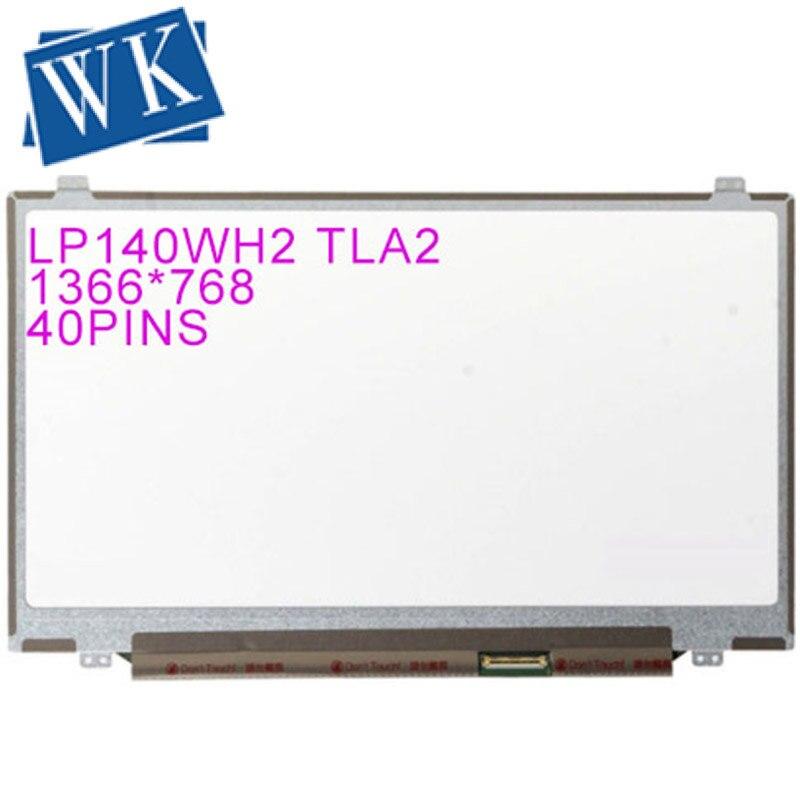 "B140XTN02.5 14.0/"" WXGA HD SLIM Screen LCD LED"