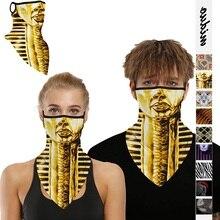 Scarf Sport-Neck Bandanas Face-Mask Sunscreen Cycling Fashion Balaclava Breathable Outdoor