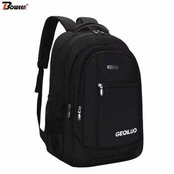 Large Capacity Men 15.6 Inch Laptop Backpack School Bags for Teenager Boys Waterproof Nylon Middle High Schoolbag Teens Bookbag