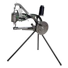 Ручная Промышленная швейная машина для изготовления обуви, оборудование для ремонта обуви, шитье