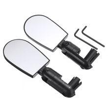 2 шт зеркала для велосипеда горный отражатель регулируемый угол
