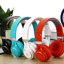 HIFI Gaming headset EP16 3.5mm Wired Foldable Stereo Headphone Over Ear Big Earphone For Phone boy Gift Music Headset Headphones(China)